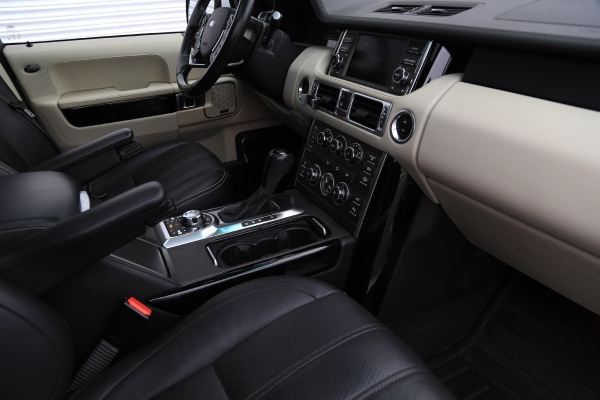 Used 2011 Land Rover Range Rover Supercharged | Miami, FL n34