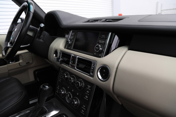 Used 2011 Land Rover Range Rover Supercharged | Miami, FL n35