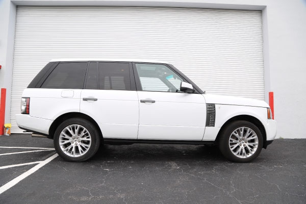 Used 2011 Land Rover Range Rover Supercharged | Miami, FL n2