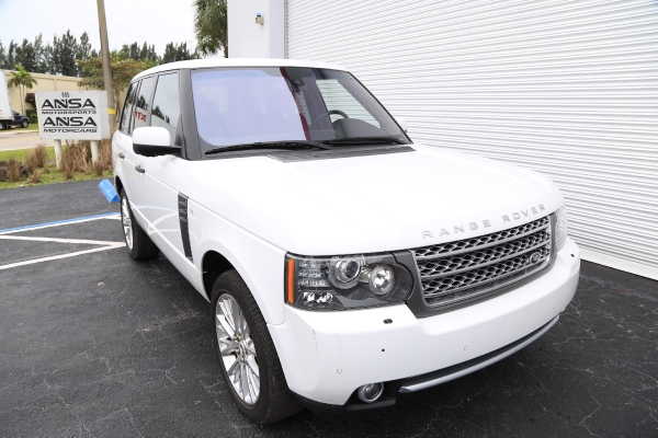 Used 2011 Land Rover Range Rover Supercharged | Miami, FL n3
