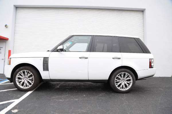 Used 2011 Land Rover Range Rover Supercharged | Miami, FL n56