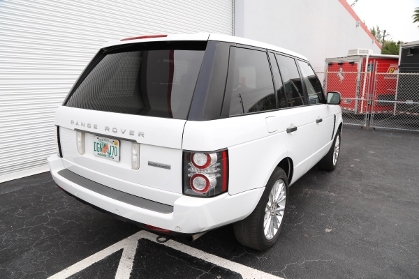 Used 2011 Land Rover Range Rover Supercharged | Miami, FL n5