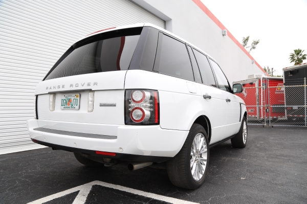 Used 2011 Land Rover Range Rover Supercharged | Miami, FL n6