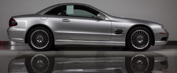 2004 Merc-Benz SL 55 Rdstr