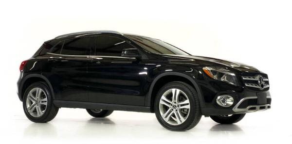 2018 Mercedes-Benz GLA