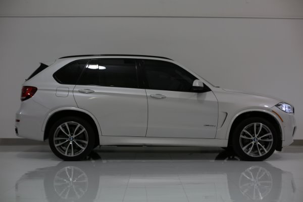 Used 2015 BMW X5 xdrive 35D M SPORT | Miami, FL n10