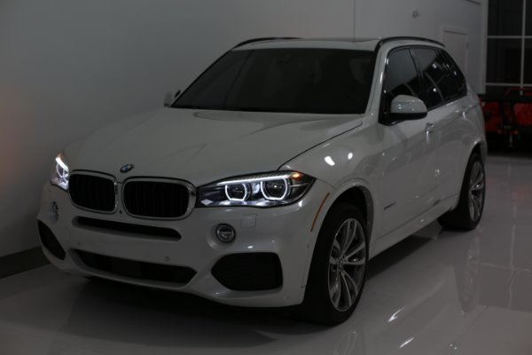 Used 2015 BMW X5 xdrive 35D M SPORT | Miami, FL n6