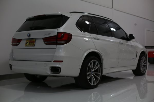Used 2015 BMW X5 xdrive 35D M SPORT | Miami, FL n7