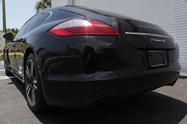 Used 2010 Porsche Panamera 4S Exec Leather | Miami, FL n10