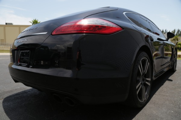 Used 2010 Porsche Panamera 4S Exec Leather | Miami, FL n12