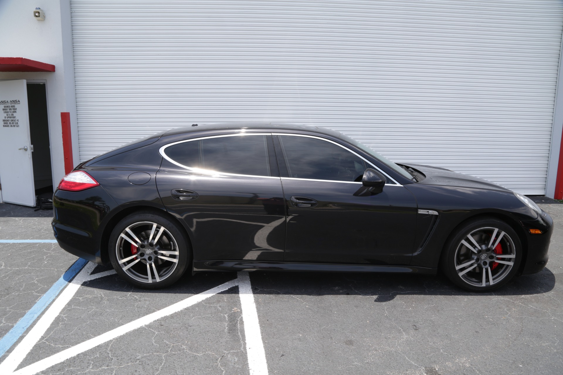 Used 2010 Porsche Panamera 4S Exec Leather | Miami, FL