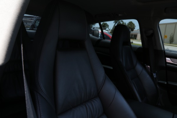 Used 2010 Porsche Panamera 4S Exec Leather | Miami, FL n50