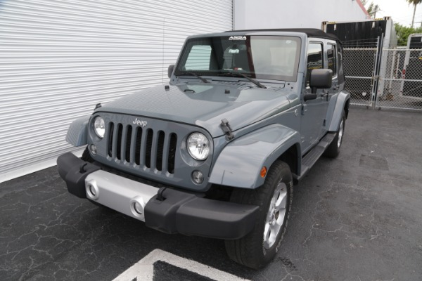 Used 2014 Jeep Wrangler Unlimited Sahara | Miami, FL n9