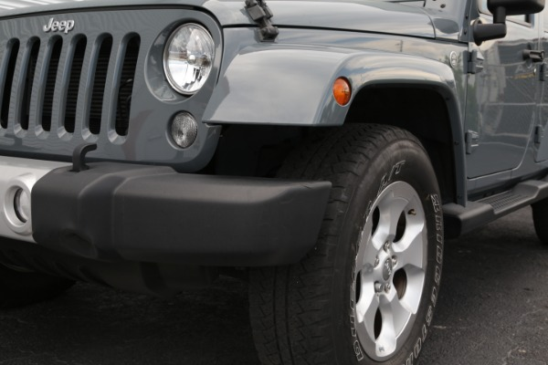 Used 2014 Jeep Wrangler Unlimited Sahara | Miami, FL n10
