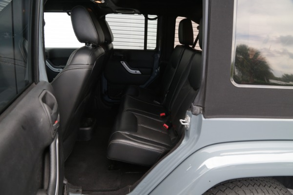 Used 2014 Jeep Wrangler Unlimited Sahara | Miami, FL n19