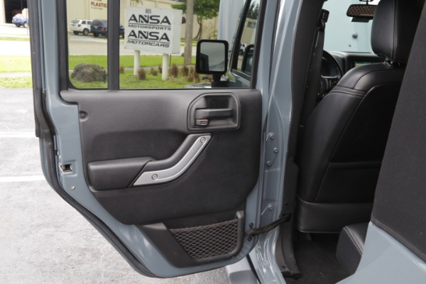 Used 2014 Jeep Wrangler Unlimited Sahara | Miami, FL n21