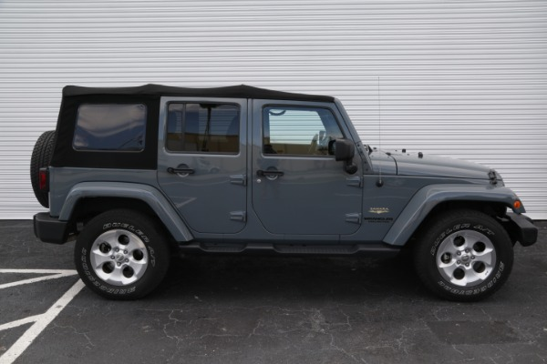 Used 2014 Jeep Wrangler Unlimited Sahara | Miami, FL n1