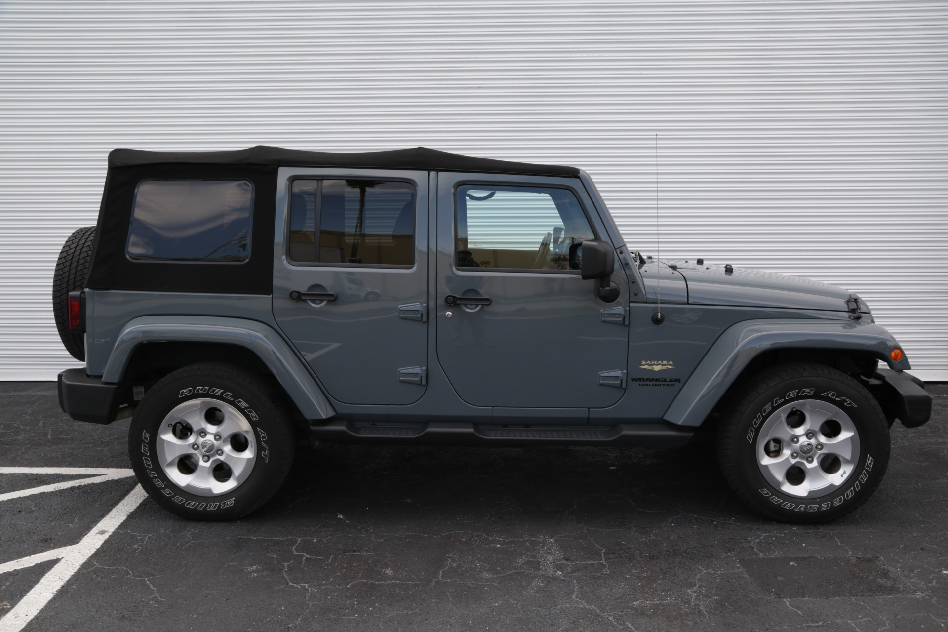 Used 2014 Jeep Wrangler Unlimited Sahara | Miami, FL