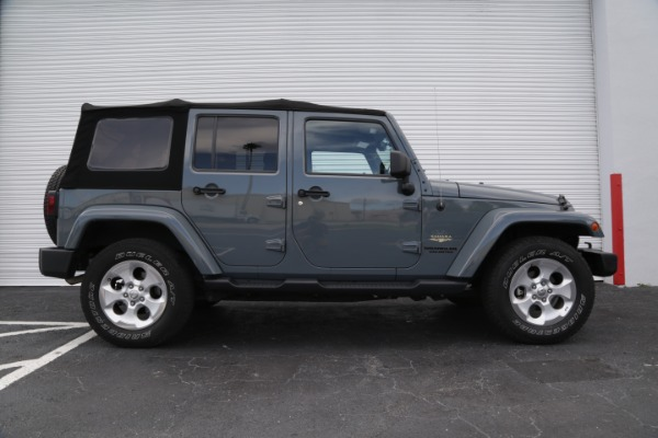 Used 2014 Jeep Wrangler Unlimited Sahara | Miami, FL n2
