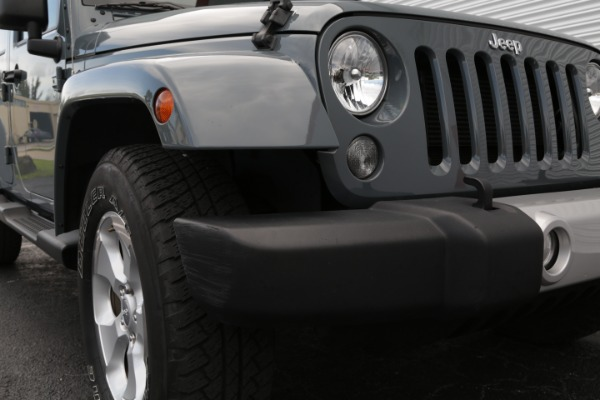 Used 2014 Jeep Wrangler Unlimited Sahara | Miami, FL n4