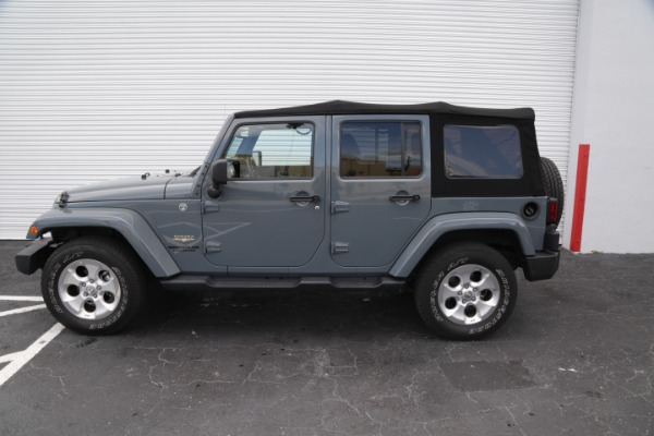 Used 2014 Jeep Wrangler Unlimited Sahara | Miami, FL n7