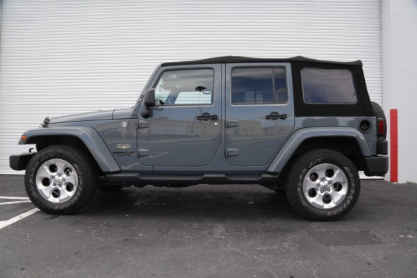Used 2014 Jeep Wrangler Unlimited Sahara | Miami, FL n8