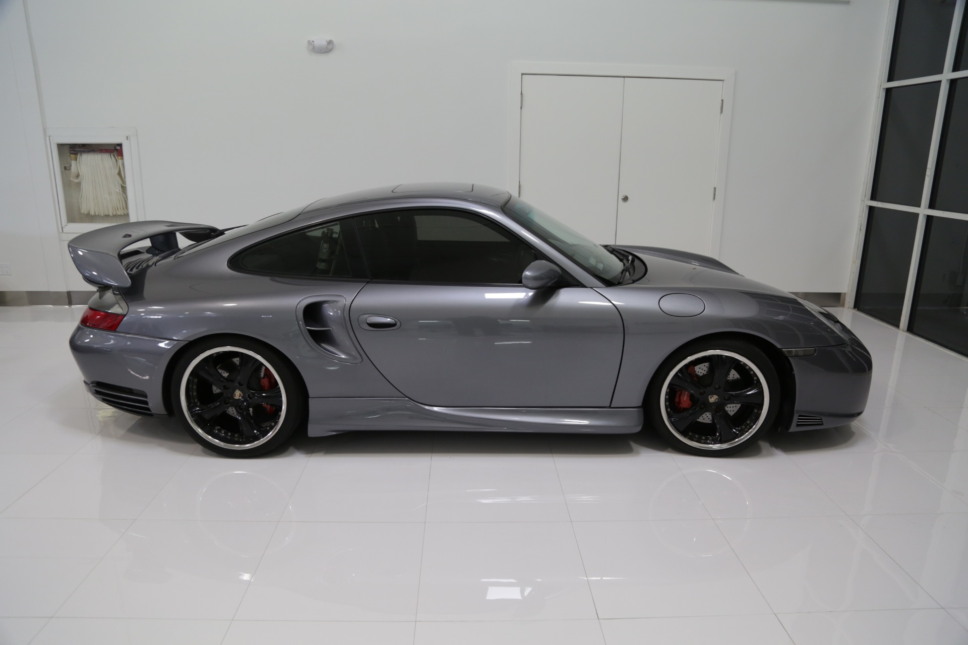 2001 porsche 911 turbo for sale in miami fl 68757a all sports motor network. Black Bedroom Furniture Sets. Home Design Ideas