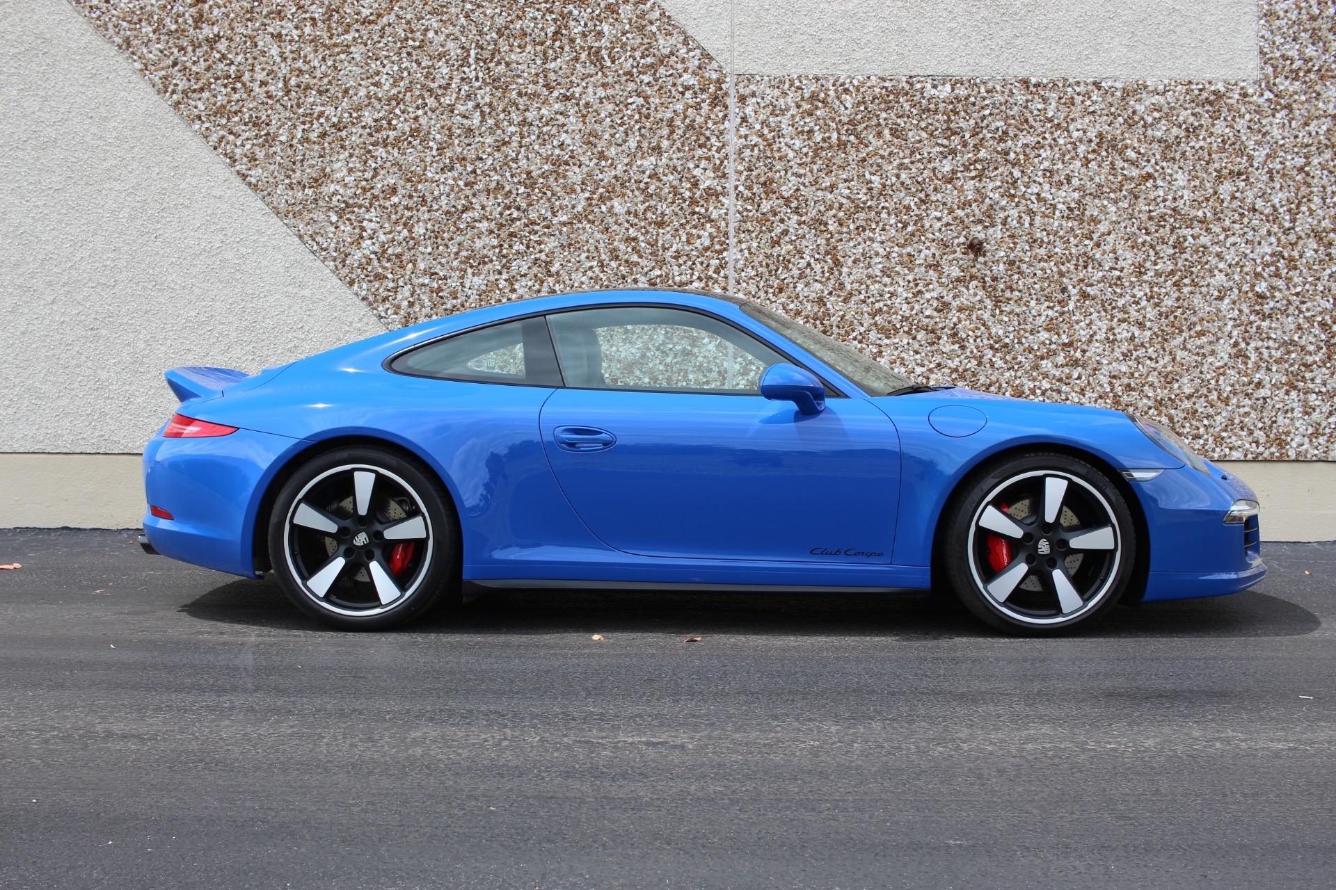 Used 2016 Porsche 911 Club Coupe Carrera Gts Miami Fl