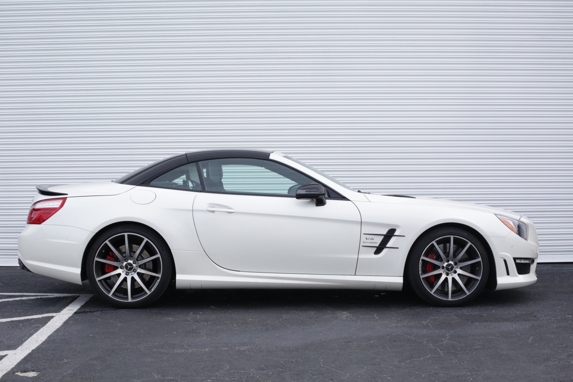 2016 mercedes benz sl class amg sl63 for sale in miami fl 039327 all sports motor network. Black Bedroom Furniture Sets. Home Design Ideas