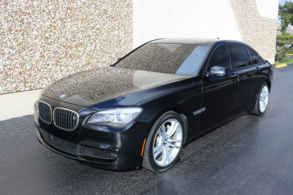 Used 2011 BMW 7 Series 760Li M Sport Package | Miami, FL n9