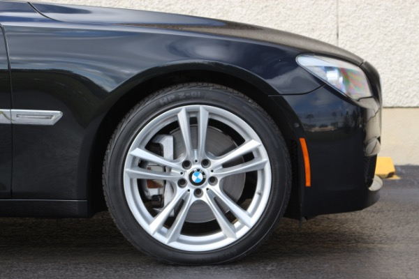 Used 2011 BMW 7 Series 760Li M Sport Package | Miami, FL n12
