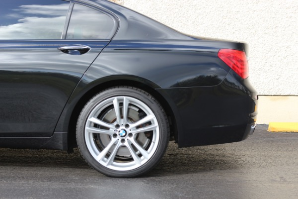 Used 2011 BMW 7 Series 760Li M Sport Package | Miami, FL n15