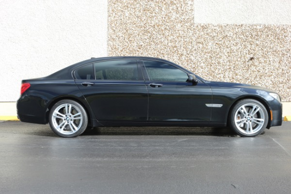 Used 2011 BMW 7 Series 760Li M Sport Package | Miami, FL n17