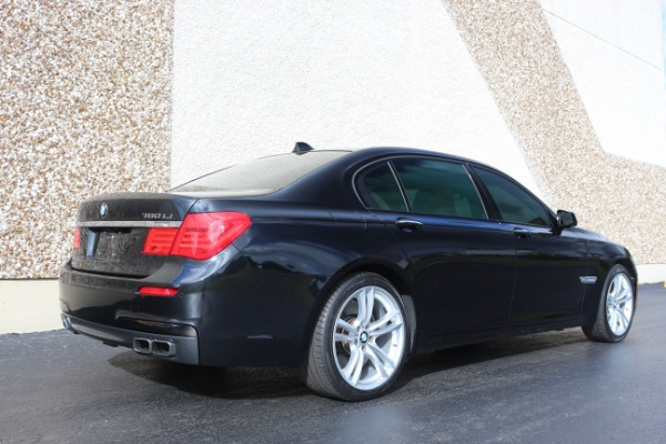 Used 2011 BMW 7 Series 760Li M Sport Package | Miami, FL n24