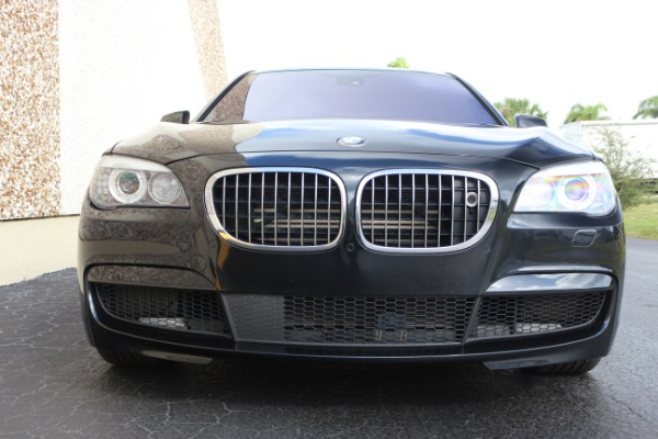 Used 2011 BMW 7 Series 760Li M Sport Package | Miami, FL n29
