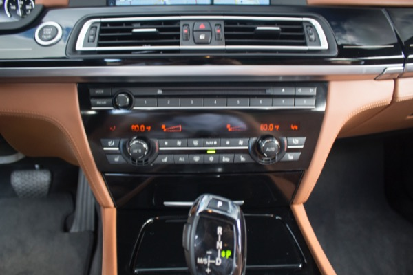 Used 2011 BMW 7 Series 760Li M Sport Package | Miami, FL n34