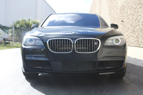 Used 2011 BMW 7 Series 760Li M Sport Package | Miami, FL n2
