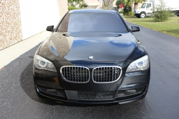 Used 2011 BMW 7 Series 760Li M Sport Package | Miami, FL n49
