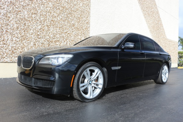 Used 2011 BMW 7 Series 760Li M Sport Package | Miami, FL n6