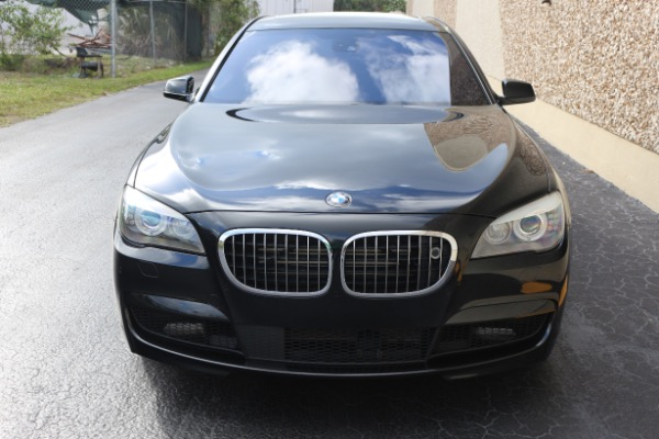Used 2011 BMW 7 Series 760Li M Sport Package | Miami, FL n8