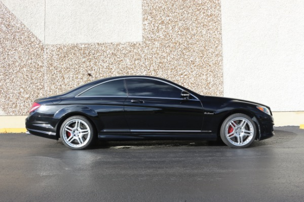 Used 2008 Mercedes-Benz CL-Class CL63 AMG | Miami, FL n14