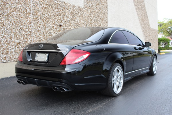 Used 2008 Mercedes-Benz CL-Class CL63 AMG | Miami, FL n24
