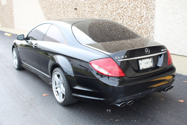 Used 2008 Mercedes-Benz CL-Class CL63 AMG | Miami, FL n25