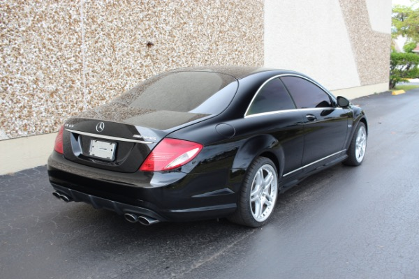 Used 2008 Mercedes-Benz CL-Class CL63 AMG | Miami, FL n27