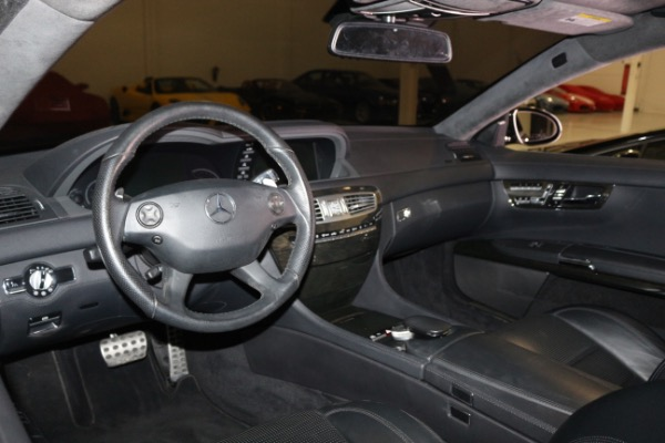 Used 2008 Mercedes-Benz CL-Class CL63 AMG | Miami, FL n33