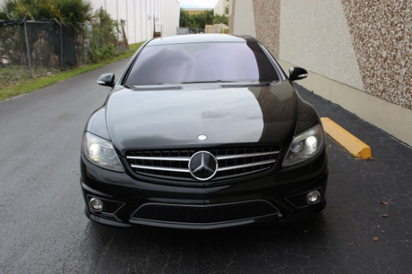 Used 2008 Mercedes-Benz CL-Class CL63 AMG | Miami, FL n5