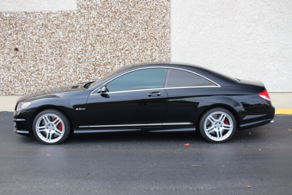 Used 2008 Mercedes-Benz CL-Class CL63 AMG | Miami, FL n6