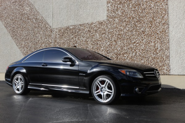 Used 2008 Mercedes-Benz CL-Class CL63 AMG | Miami, FL n7
