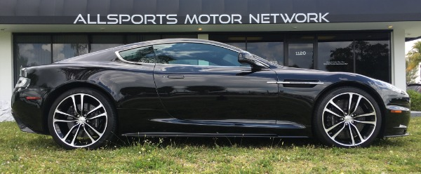 2011 Aston Martin DBS Carbon Edition