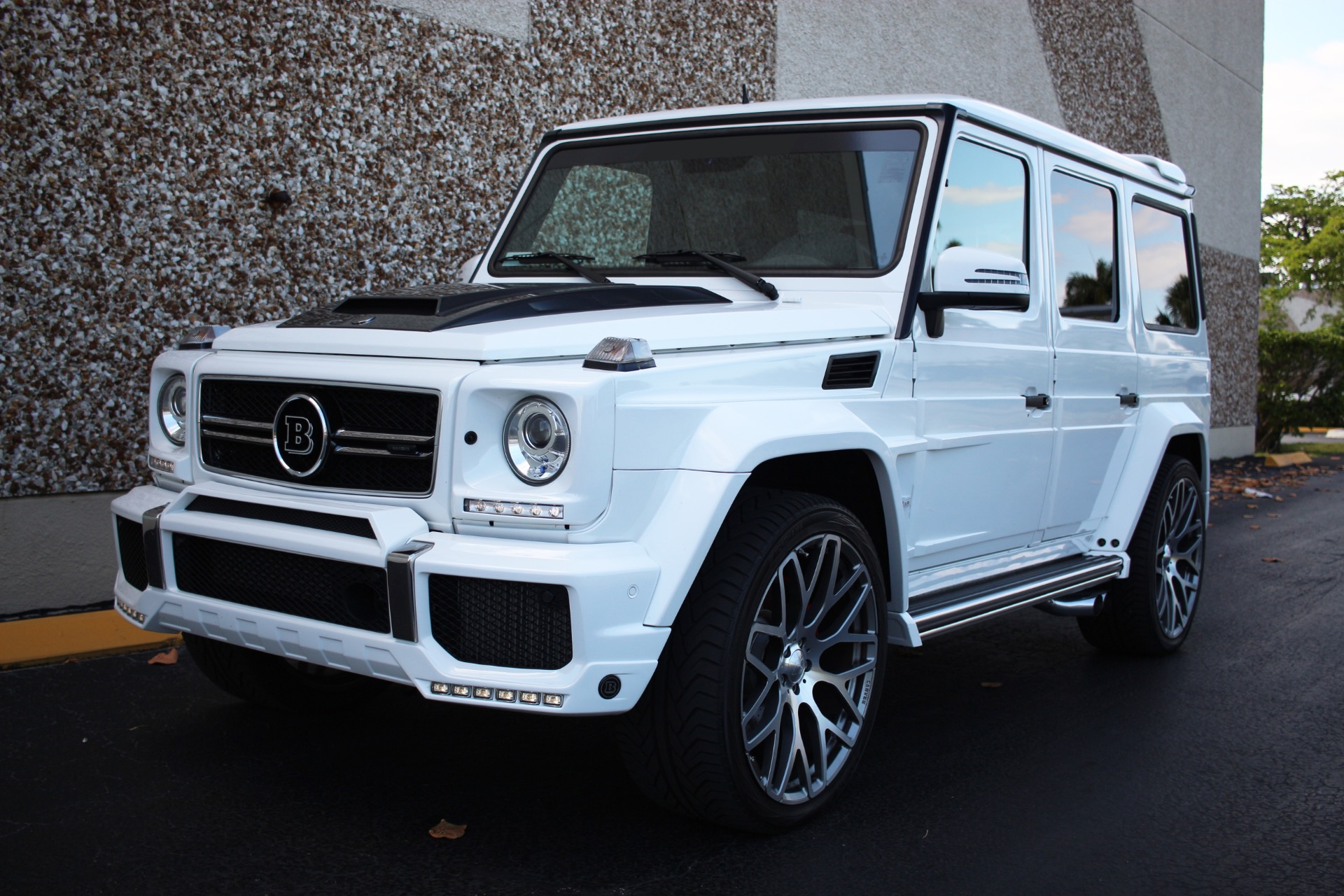 2016 mercedes benz g class amg g 63 brabus for sale in miami fl 256965 all sports motor network. Black Bedroom Furniture Sets. Home Design Ideas